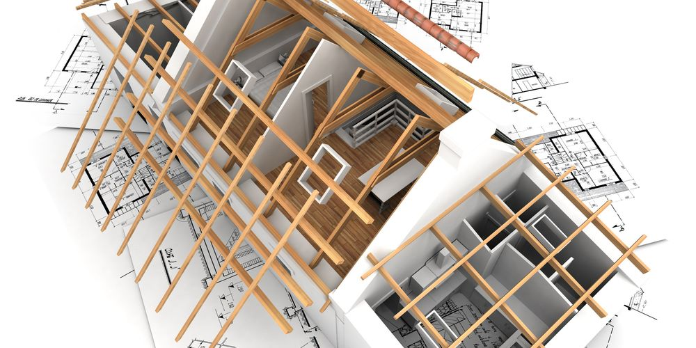 Проект планировки объекта недвижимости